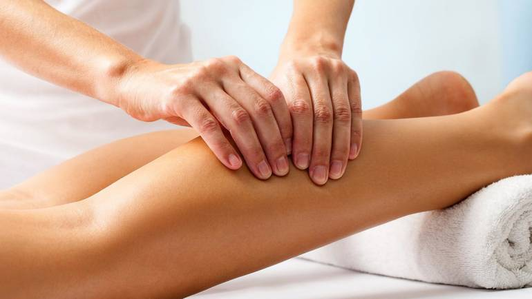 LYMPH DRAINAGE AS A PART OF THE THAI MASSAGE